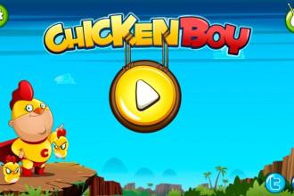 Chiken Boy Menu Principal