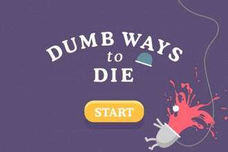Dumb Ways to Die portada