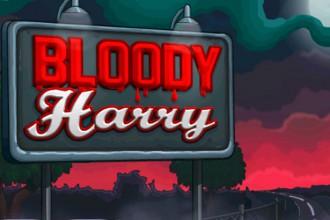 Análisis Juego Bloody Harry Portada