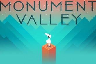 Análisis Juego Monument Valley Menu