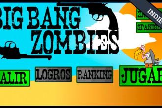 Análisis Big Bang Zombie Portada