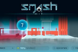 El Jugón De Móvil Análisis Smash Hit portada