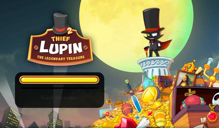 El jugón de móvil análisis Lupin El Ladrón Portada
