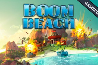 El Jugón De Móvil Gameplay mi primera partida a Boom Beach Portada