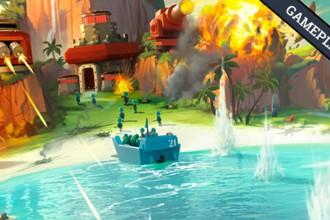 Gameplay Consejos y trucos Bom Beach Portada El Jugón De Móvil