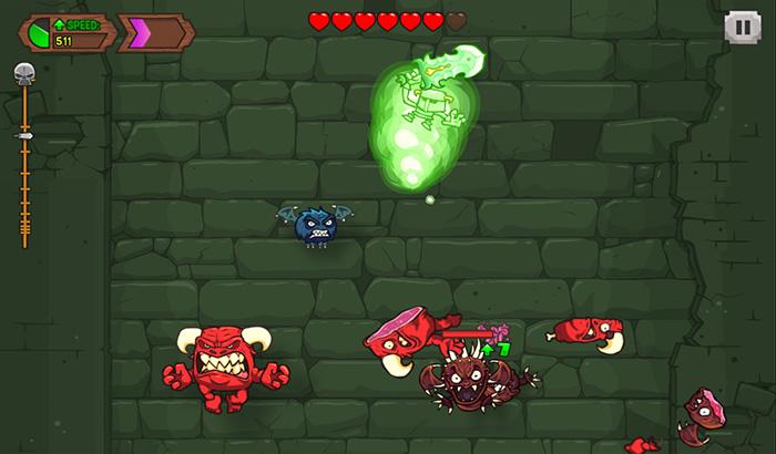 El jugón de movil Analisis Knightmare Tower Partida 2