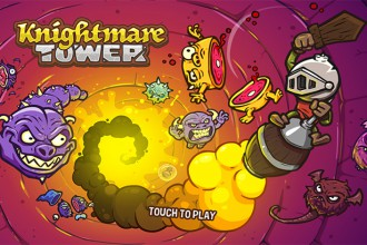 El jugón de movil Analisis Knightmare Tower Portada