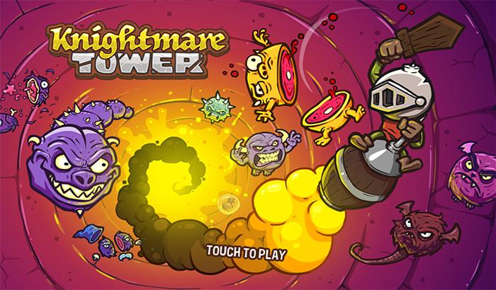 El jugón de movil Analisis Knightmare Tower Portada
