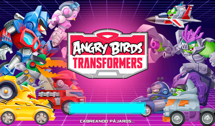 El jugón de movil Analisis Angry Birds Transformers Portada
