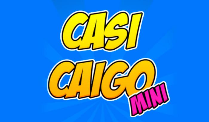 El jugón de móvil Analisis de Casi Caigo Mini Junior Portada