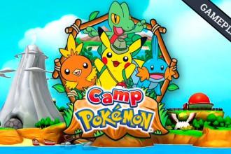 El Jugón De Móvil Gameplay mi primera partida a Campamento Pokemon Portada