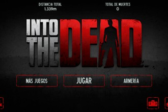 El jugón de movil Analisis Into The Dead Portada