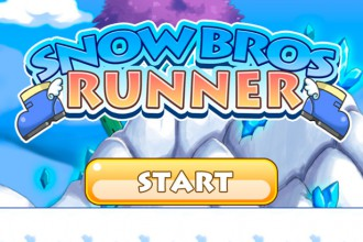 El jugón de movil Analisis Snow Bros Runner Portada