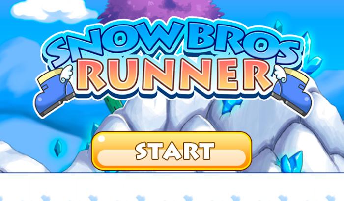 El jugón de movil Analisis Snow Bros Runner Portada