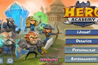 El Jugón de Novil Analisis Hero Academy portada