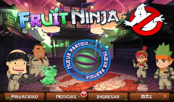 El Jugón de Movil Analisis Fruit Ninja portada