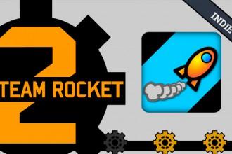 El jugón de móvil Analisis Steam Rocket 2 Portada