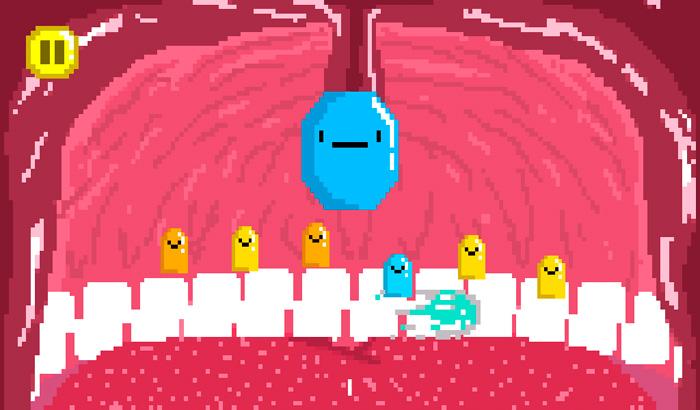 El jugón de móvil Analisis Gummy Chomp Partida