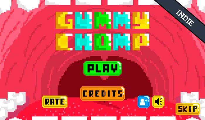 El jugón de móvil Analisis Gummy Chomp Portada