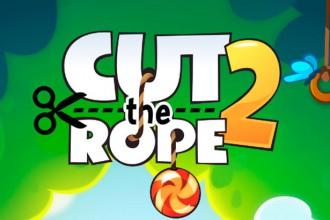 El jugón de móvil Analisis Cut The Rope 2 Partida