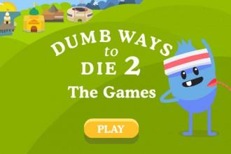 Dumb Ways To Die 2 portada para análisis de El Jugón de Móvil