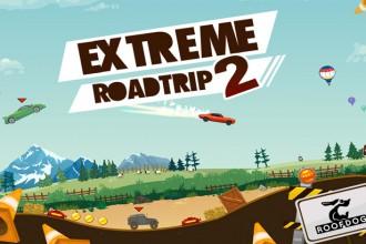El jugón de móvil Análisis Extreme Road Trip 2 Portada