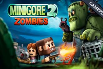 El Jugón De Móvil Gameplay Minigore 2: Zombies