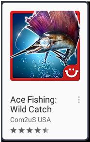 El Jugón De Móvil Los mejores juegos para android Ace Fishing Wild Catch