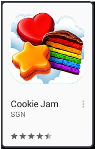 El Jugón De Móvil Los mejores juegos para android Cookie Jam