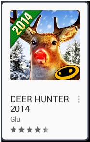 El Jugón De Móvil Los mejores juegos para android Deer Hunter 2014