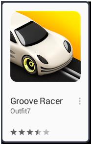El Jugón De Móvil Los mejores juegos para android Groove Racer