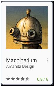 El Jugón De Móvil Los mejores juegos para android Machinarium