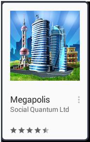 El Jugón De Móvil Los mejores juegos para android Megapolis