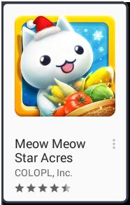 El Jugón De Móvil Los mejores juegos para android Meow Meow Star Acres
