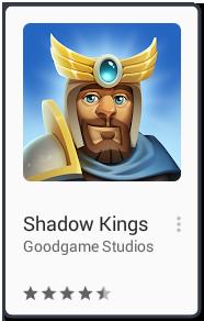 El Jugón De Móvil Los mejores juegos para android Shadow Kings