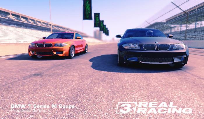 El jugón de móvil Análisis de Real Racing 3 partida