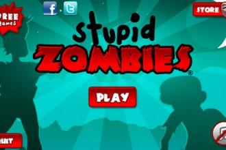 El Jugón de móvil Analisis Stupid Zombies Portada