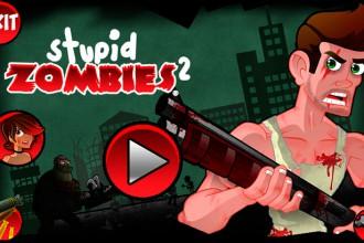 El Jugón de Móvil Análisis Stupid Zombies 2 portada