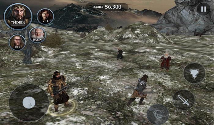El Jugón de Movil Analisis El Hobbit partida 1