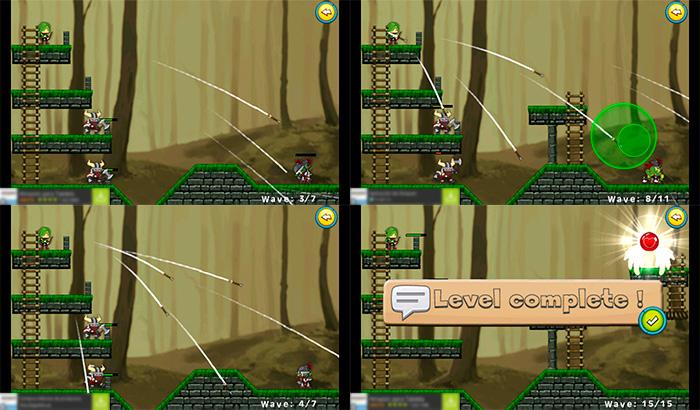 El jugón de móvil Analisis El Arquero Defensa Castillo partida