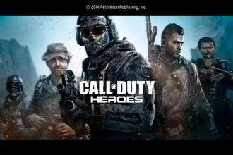 El Jugón de Móvil Análisis Call Of Dutty Heroes portada