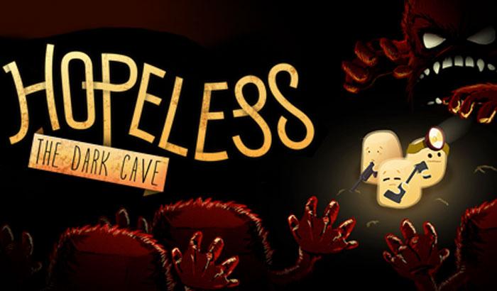 Hopeless The Dark Cave portada para análisis El Jugón de Móvil