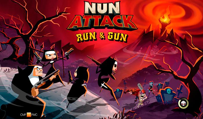 El Jugón de Móvil Análisis Nun Attack Run & Gun portada