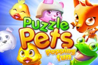 Portada de Puzzle Pets para el análisis de El Jugón de Móvil