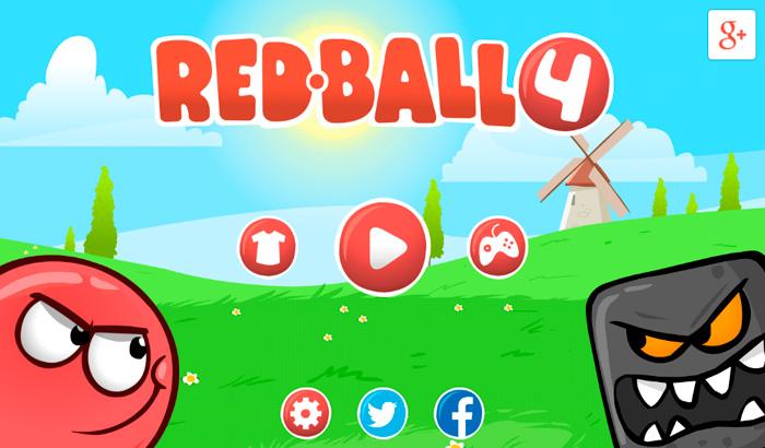 El Jugón de Móvil Análisis Red Ball 4 portada