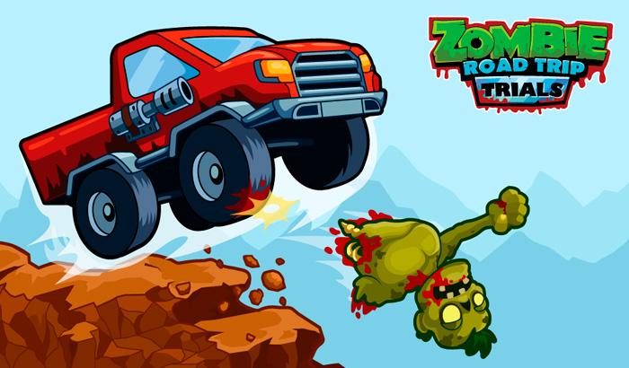 El Jugón de Móvil Análisis Zombie Road Trip Trial portada