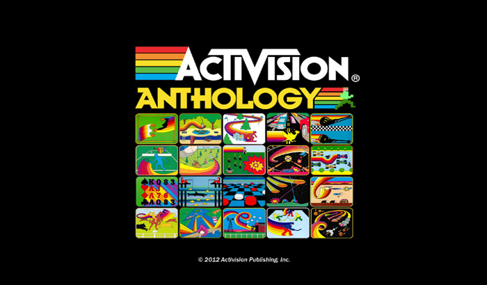 El jugon de movil - Activision Anthology portada