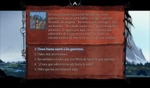 El Jugón de Movil Analisis The Banner Saga partida 7