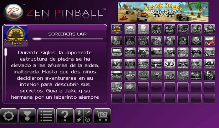 El Jugón De Móvil - Zen Pinball Partida 1