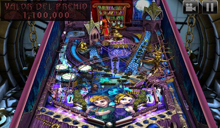 El Jugón De Móvil - Zen Pinball Partida 2